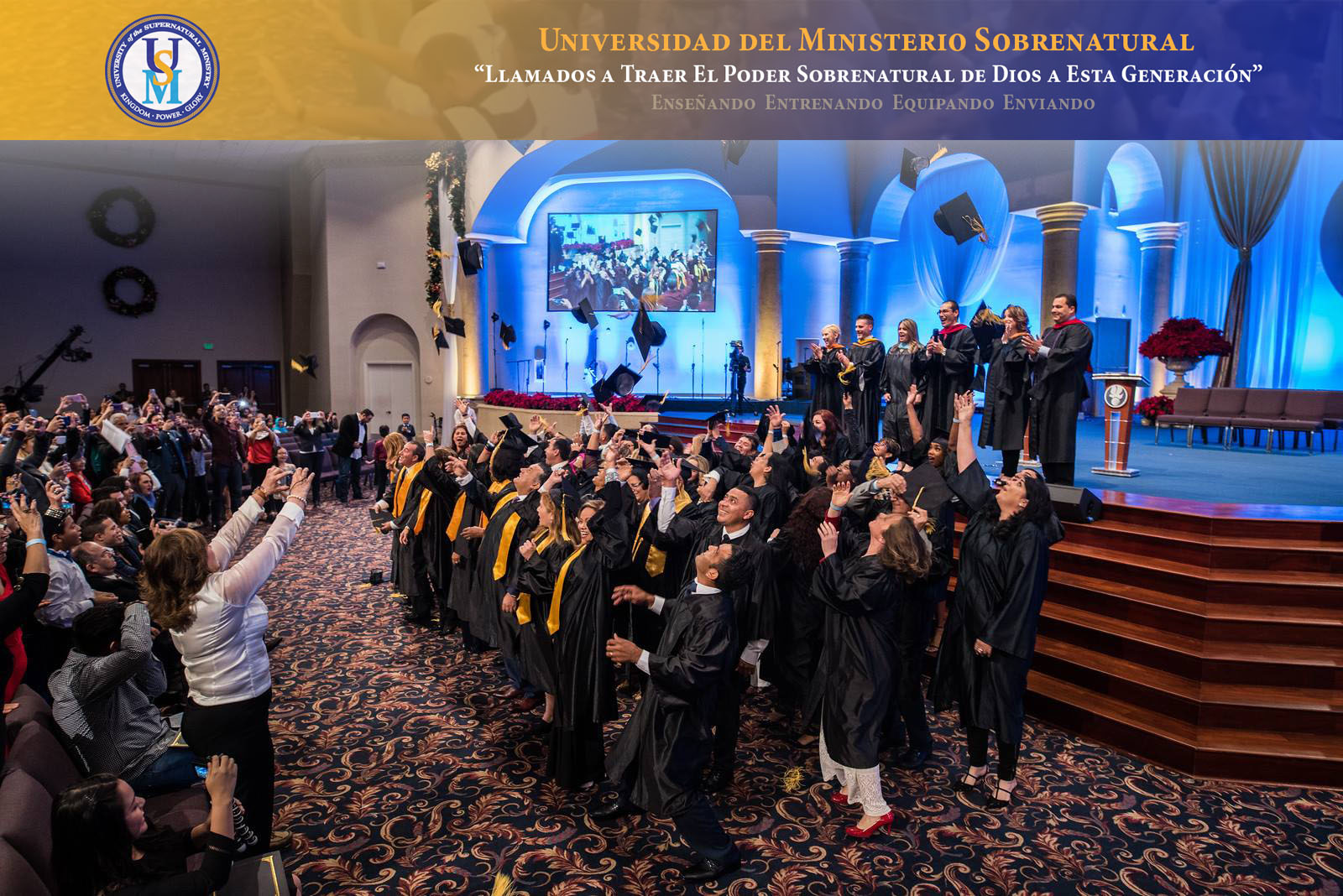 University of the Supernatural Ministry